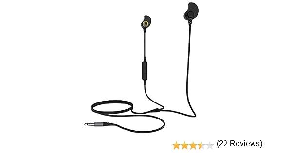 Otterbox 78-51157 Dentro de oído Binaural Alámbrico Negro: Amazon ...