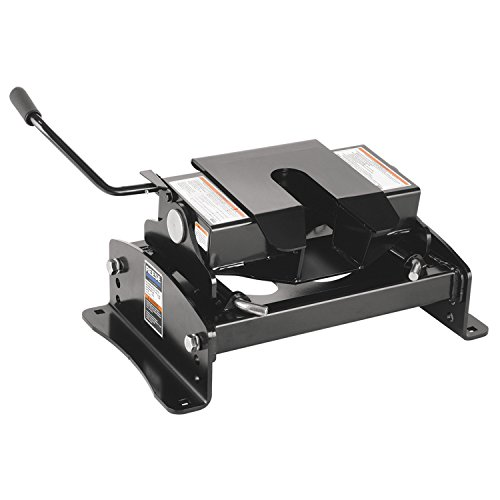 REESE 30054 Low Profile Fifth Wheel Hitch 30000 lb Load Capacity