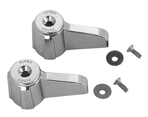 T&S Brass 5-HDL-L Equip Lever Handle Kit by T&S Brass
