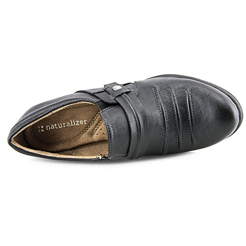 Naturalizer Kaz Round Toe Synthetic Loafer