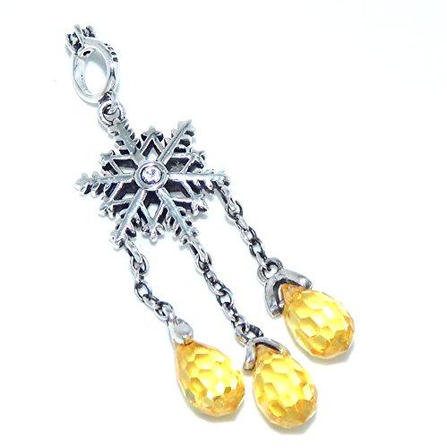 Pro Jewelry .925 Sterling Silver Dangling
