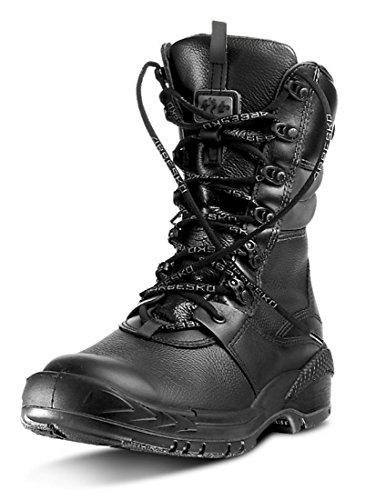 ARBESKO 10 inch Thermolite Side Zip Waterproof Winter Boot (40 EU/7 US (Thermolite Cap)