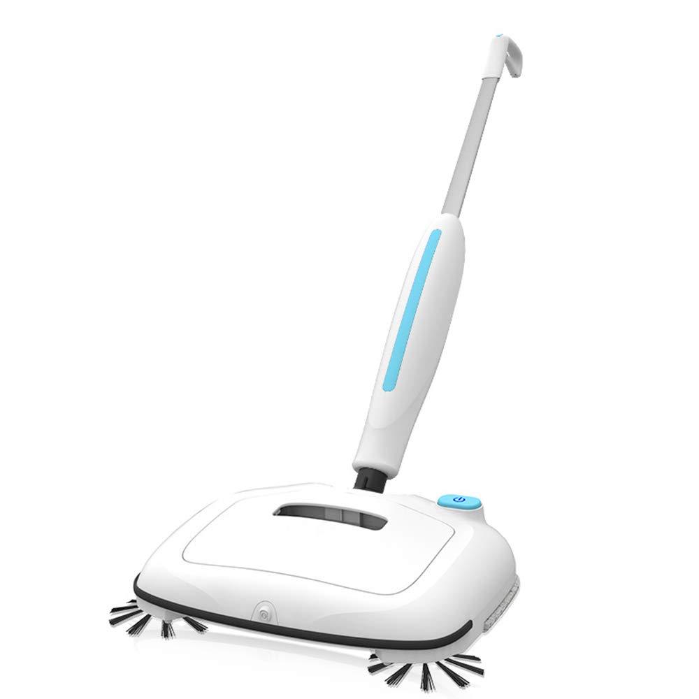 堅木張りの床やタイルのハウスウォーミングギフトを掃除するための1スピナーに付きコードレス電気モップ、床掃除用スプレーモップ3 B07RRH74MX