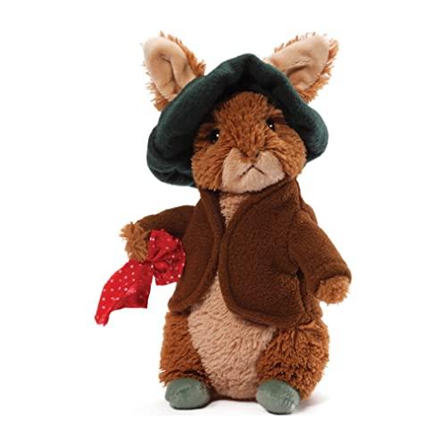 Gund 4048911 Classic Beatrix Potter Benjamin Bunny Stuffed Animal Plush