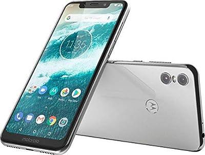 Motorola Moto One - Android One - 32/64 GB - Dual SIM Unlocked Smartphone (XT1941-3 - (International Version)