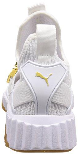 Sneaker Woman Puma 191667 02 White wTqw0xEOt