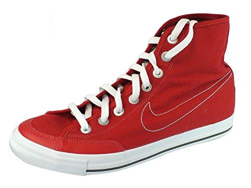 Nike Go CNVS 434497 600 Rot Mid Herren Sneaker