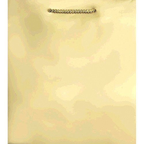 Gold Large Glossy (Amscan Party Friendly Extra Large Glossy Gift Bag, Gold, 16 3/4
