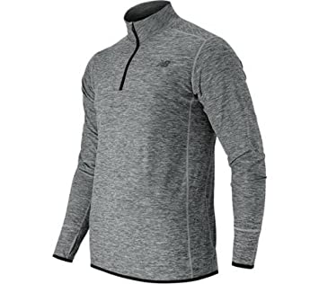 Balance Manches Mt53030 Gris Shirt Longues T Fonctionnel À New eY29IDWEH