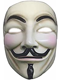 V For Vendetta Collector'S Edition Mask Costume