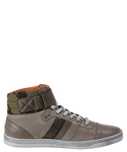 Pantofola d'Oro - Zapatillas de deporte para hombre gris/marrón