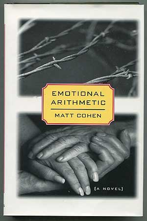 book cover of Emotional Arithmetic