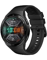 "Huawei Watch GT 2e - Reloj Inteligente ultra-slim, Pantalla de 1.39"" AMOLED, Batería hasta por 2 semanas, Bluetooth, Negro"