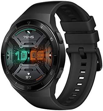 "Huawei Watch GT 2e - Reloj Inteligente ultra-slim, Pantalla de 1.39"" AMOLED, Batería hasta por 2 semanas, Bluetooth, Negro 3"