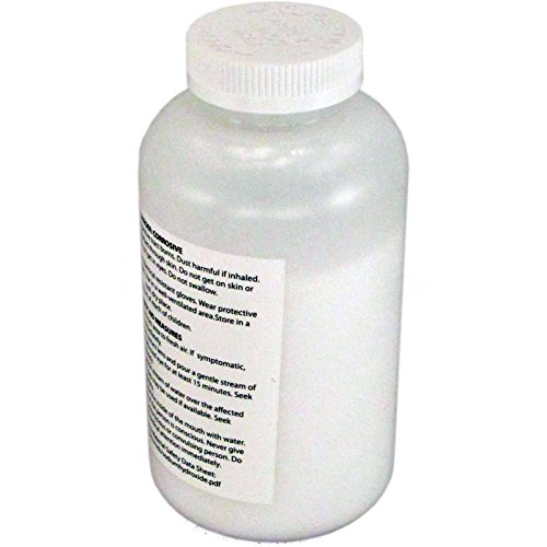 24 lb Red Hot Devil Lye Sodium Hydroxide Meets Food Chemical Codex High Grade Caustic Soda Beads