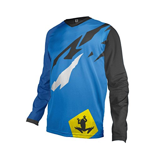 Price comparison product image Uglyfrog Designs Bike Wear National Flag Stripe Mens Downhill Motocross Jersey Rage MTB Cycling Top Cycle Long Sleeve Autumn Mountain Bike Shirt