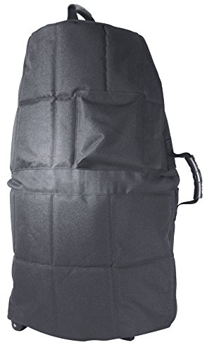 Kaces KCNG-20W Conga Bag with Wheels