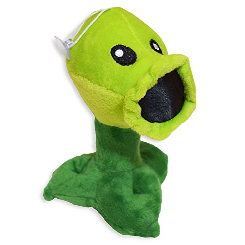 PVZ Pea Shooter Cute Soft Peashooter Plant Plush Toy Doll