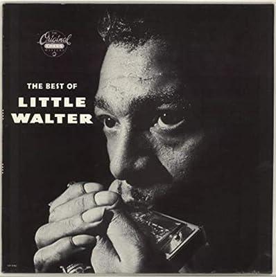 Amazon.co.jp: Best of Little Walter [Analog]: 音楽