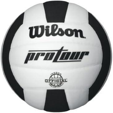 WILSON Pro Tour - Balón de Voleibol: Amazon.es: Deportes y aire libre