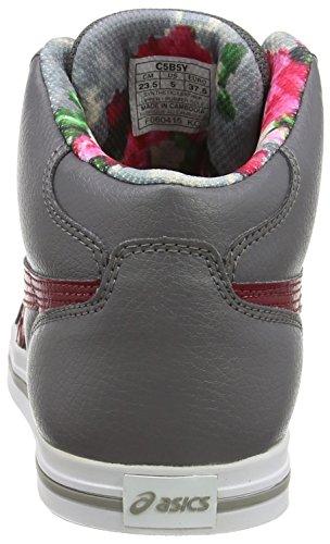 Adulto Gs 1125 Aaron Zapatillas grey Mt Unisex Gris Asics burgundy zqEwXvw