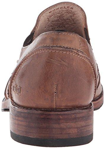 Säng | Stu Mens Scoria Slip-on Loafer Tan Lant