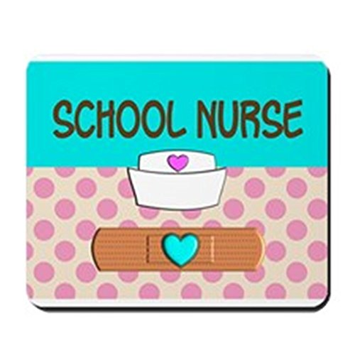 CafePress School Non slip Rubber Mousepad