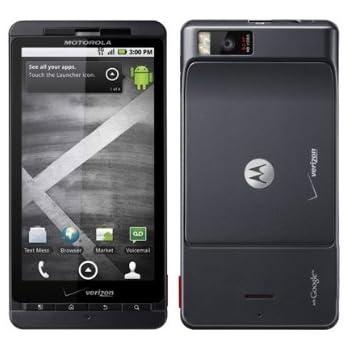amazon com verizon motorola droid x wifi 3g camera android rh amazon com Motorola Droid M Manual Motorola Droid RAZR Manual