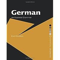 German: An Essential Grammar (Routledge Essential Grammars)