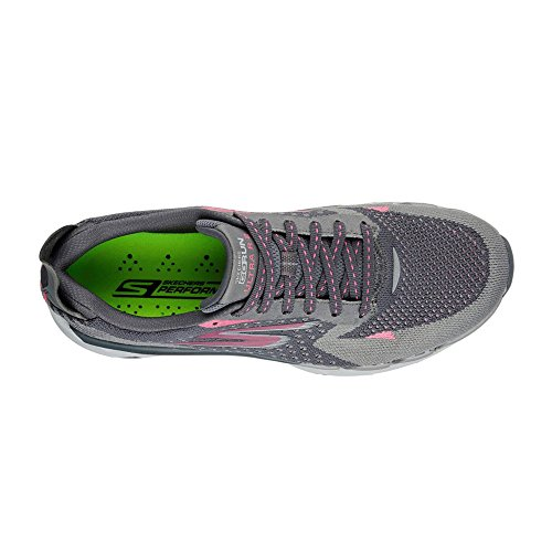 Running R Run Ultra Go SS18 2 Shoes Women's Skechers Grey EwqYCIHI
