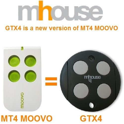 MHouse MT4 MOOVO new version is MHouse GTX4. Fully compatible with MT4 MOOVO /ITEM#HGO-IW 73ET214624