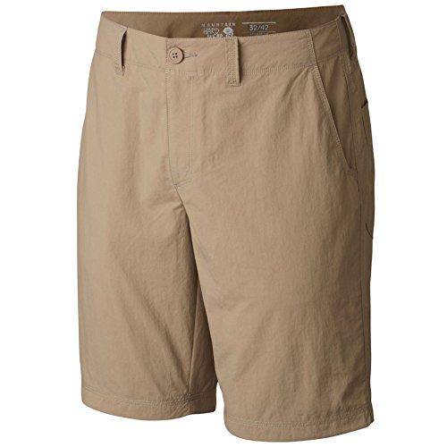 Mountain Hardwear Castil Casual 10 IN Short - Men's Khaki -