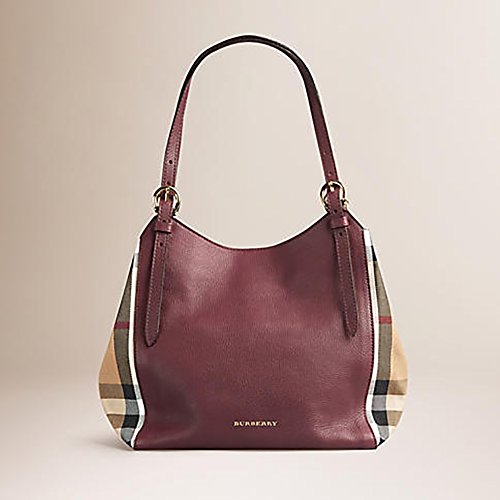 Burberry Red Handbag - 5