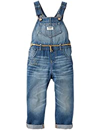 OshKosh B'gosh Mayfly Wash Overalls (Baby/Toddler)