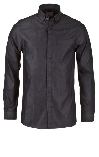 Jack and Jones Harry Black Homme Chemise décontractée Noir