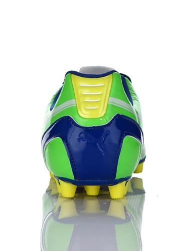 Puma–Schuhe Fußball Junior evoSPEED 5AG, grün, Größe 36