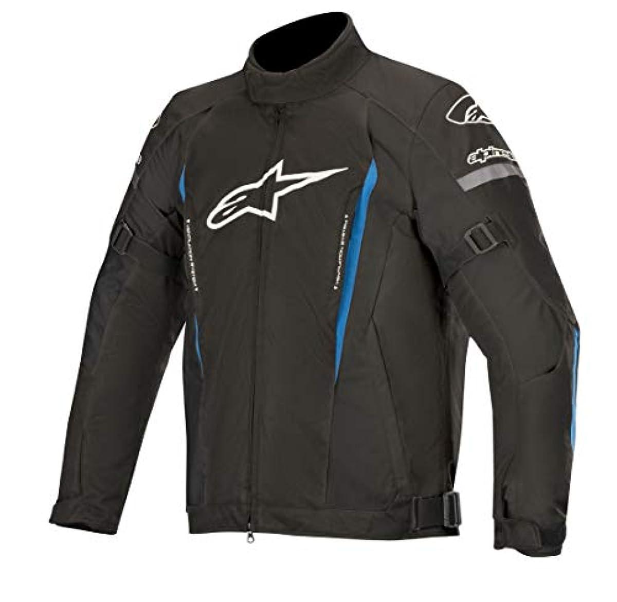 [해외] ALPINESTARS(알파인 스타의)오토바이 재킷 블랙/블라이트 블루 (사이즈:XL) GUNNER V2(건너V2)방수 재킷(320 6819) 1693003304