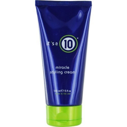 It's a 10 Miracle Styling Cream (5 oz) (Miracle 10 Mousse Styling Its A)