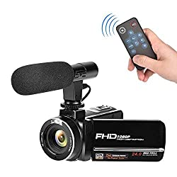 Image of the product Full HD Camcorder 1080p that is listed on the catalogue brand of .