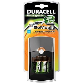 Amazon.com: Duracell Value Cargador con 4 pilas AA ...