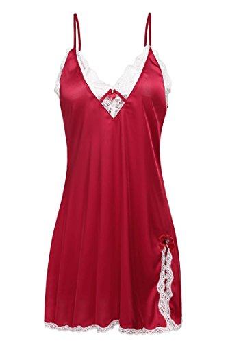 Onbay Vestaglia Vestaglia Rosso donna Rosso donna Vestaglia Onbay Onbay donna rBCw7r6q