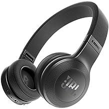 JBL E45 BT - Fone de ouvido Bluetooth, on-ear, preto