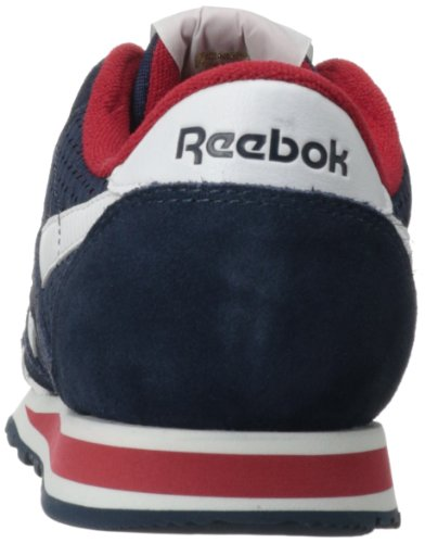 Athletic Reebok Up R13 Fashion Navy White Red Women's Classic Lace Excellent Nylon AwHqA0r