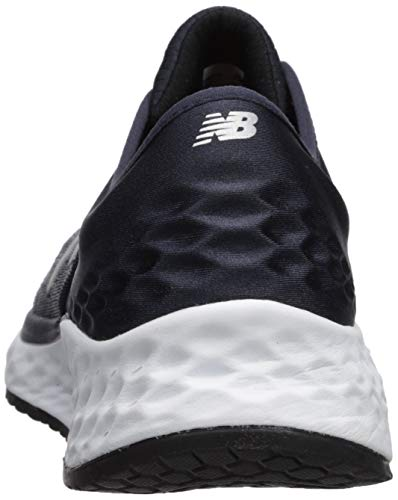 New Balance Men's 1080v9 Fresh Foam Running Shoe, Gunmetal/Outerspace/Energy red, 7 W US by New Balance (Image #2)