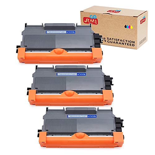 JIMIGO 3 Black TN450 Compatible Toner Cartridges Replacement for Brother TN450 TN-450 TN420 TN-420, for Brother HL-2270DW HL-2280DW HL2230 HL2240D MFC-7860DW MFC-7360N MFC7460DN DCP-7065DN FAX-2840