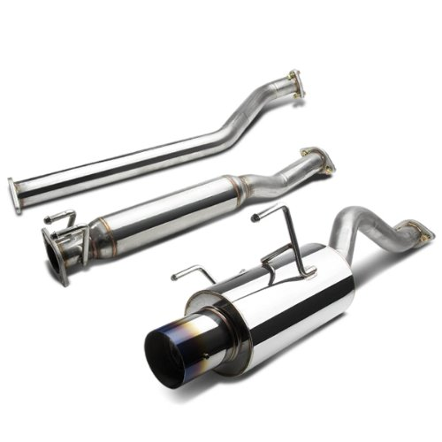 - For Acura RSX Catback Exhaust System 4
