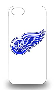 Snap On 3D PC Case Designed For Iphone 5/5s NHL Detroit Red Wings Logo ( Custom Picture iPhone 6, iPhone 6 PLUS, iPhone 5, iPhone 5S, iPhone 5C, iPhone 4, iPhone 4S,Galaxy S6,Galaxy S5,Galaxy S4,Galaxy S3,Note 3,iPad Mini-Mini 2,iPad Air )
