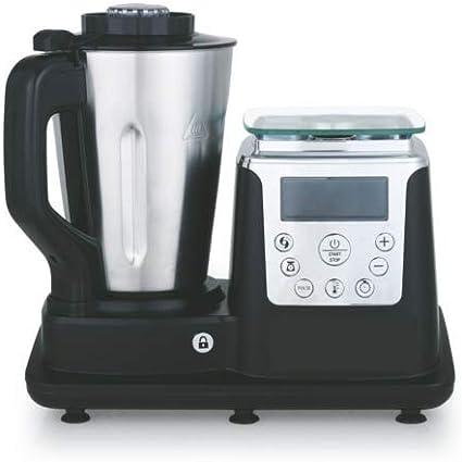 Thermo Cooker Robot de cocina Multi Función negro: Amazon.es: Hogar