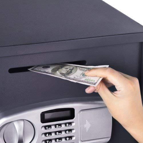7900 Paragon Lock /& Safe Double Door Digital Depository Safe Cash Drop Safe Security 7900 Double with Drop