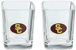 Siskiyou NCAA Shot Glass Set